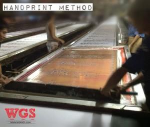 Cetak Batik Handprint