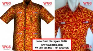 Jasa Buat Seragam Batik di Jakarta